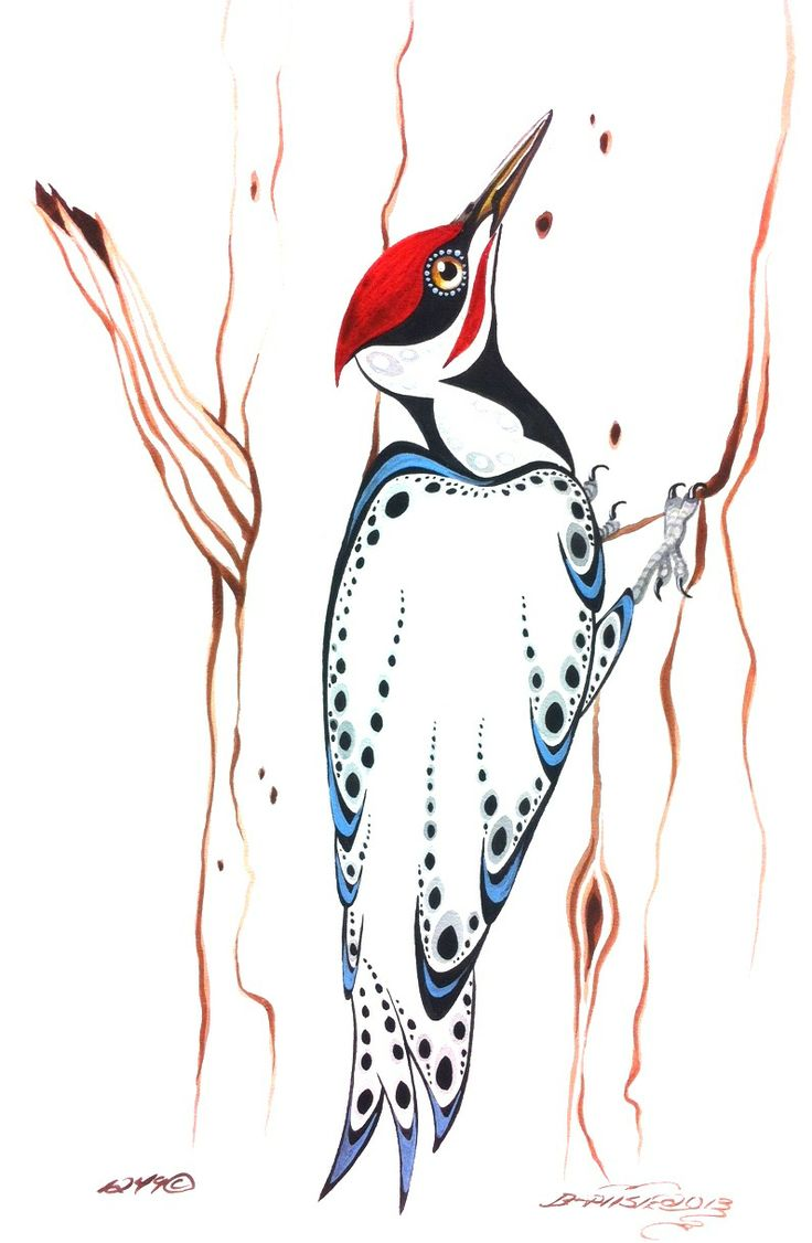 Ray Baptiste - Woodpecker