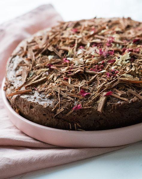 Gateau Marcel er en skøn chokoladelækker chokoladebombe - en dessertkage for alle som elsker chokolade og tilmed nem at lave - få opskrift her