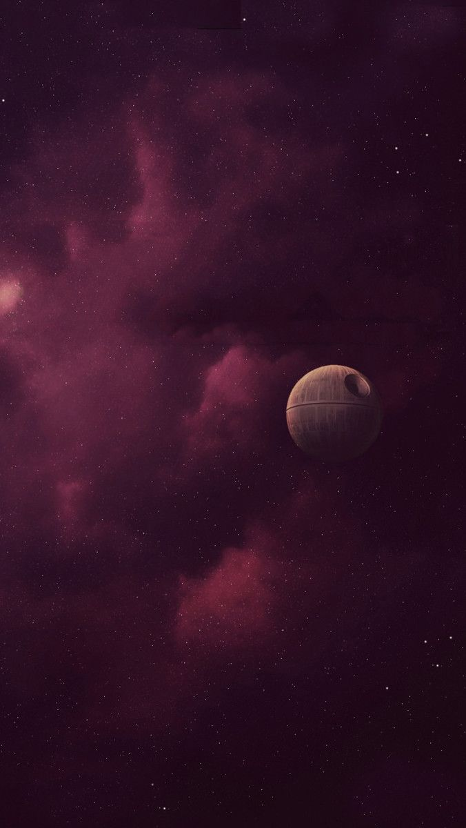 21 Wallpapers For Your Phone Inspired By Space Star Wars