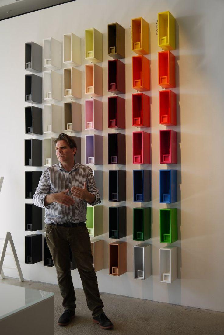 Montana Showroom / Copenhagen /  Designtrade.dk / #DesignCPH