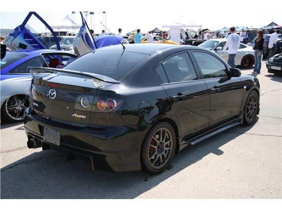 Modified Mazda 3 - Importfest 2008 - 1