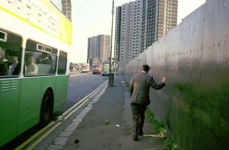Raymond Depardon : Glasgow, ville roman – DIACRITIK