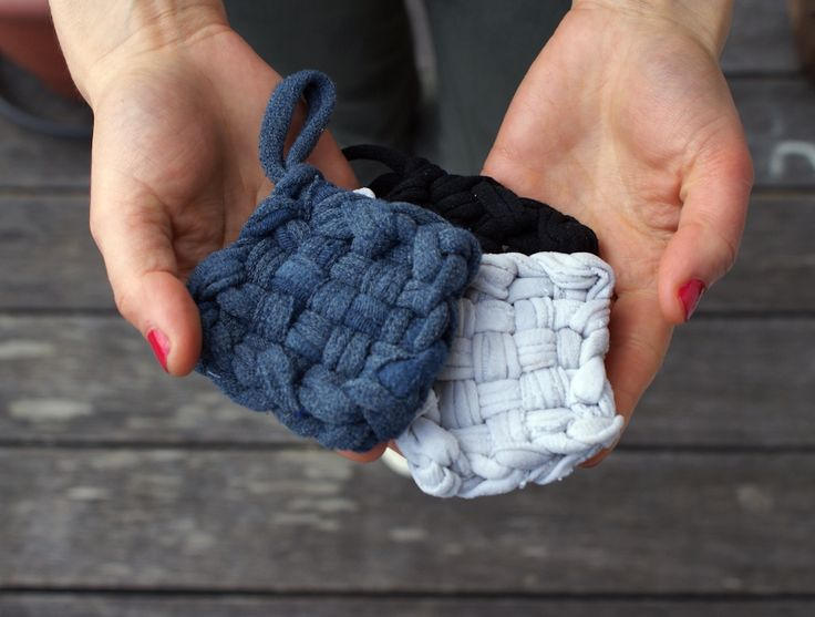 Le jour où j'ai remplacé mes éponges par des tawashis - par Laissons Lucie Faire