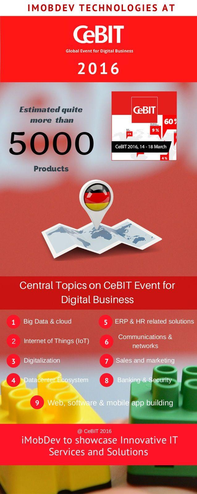 Meet iMobDev at Global #conference #CeBIT16 Hannover-PDF