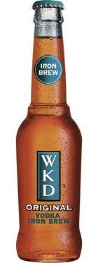 WKD Original Vodka Iron Brew 275mL