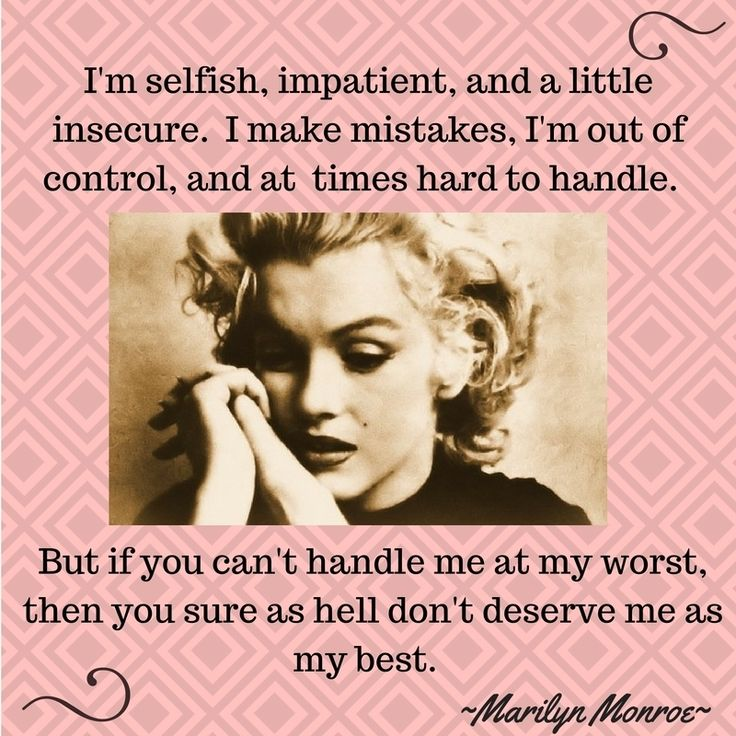 Marilyn Monroe Photos And Quotes: 17 Best Marilyn Monroe Quotes On Pinterest