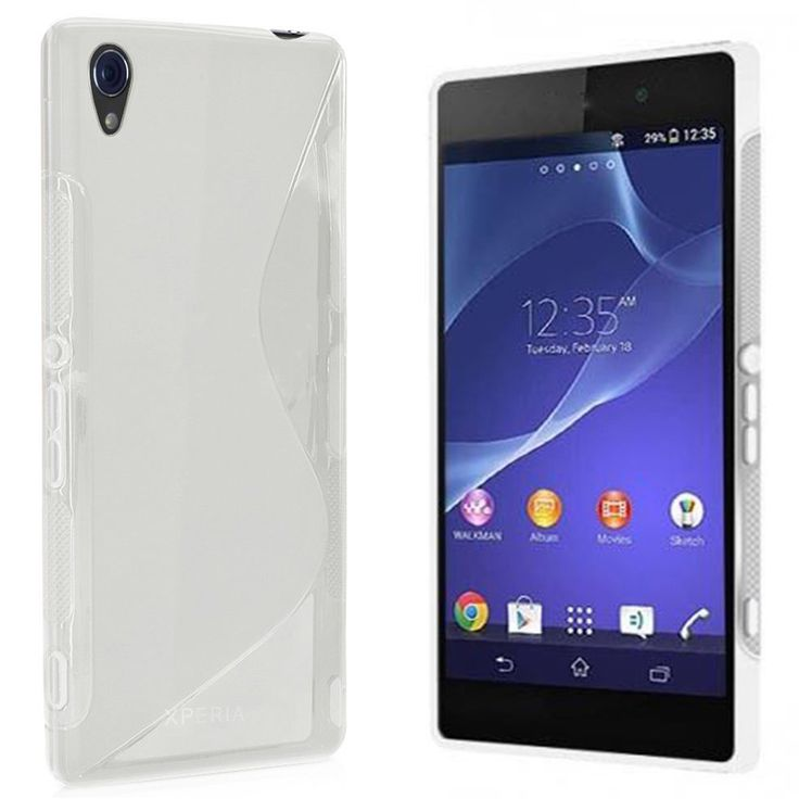 New Case - Clear S-Line Soft TPU Gel Case Cover for Sony Xperia Z3 Mobile Phone, $7.99 (http://www.newcase.com.au/clear-s-line-soft-tpu-gel-case-cover-for-sony-xperia-z3-mobile-phone/)