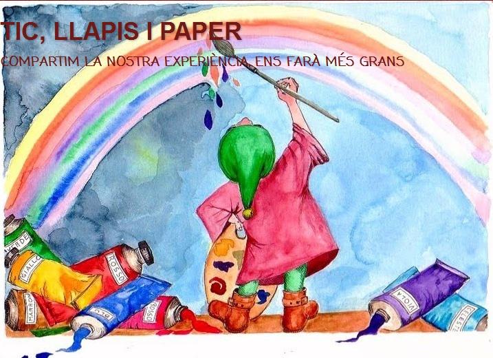 TIC, LLAPIS I PAPER