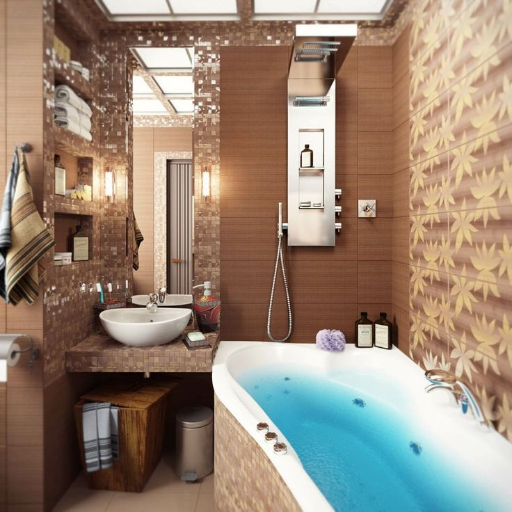 Photos On  best Bathroom Design images on Pinterest Small bathroom designs Bathroom ideas and Tiny bathrooms