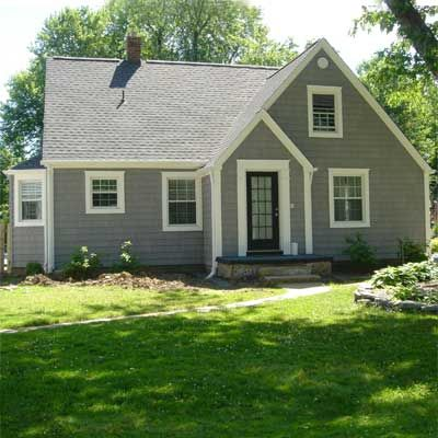 Glowing Compliments From Others: After   Best Curb Appeal Before and Afters 2012   This Old House