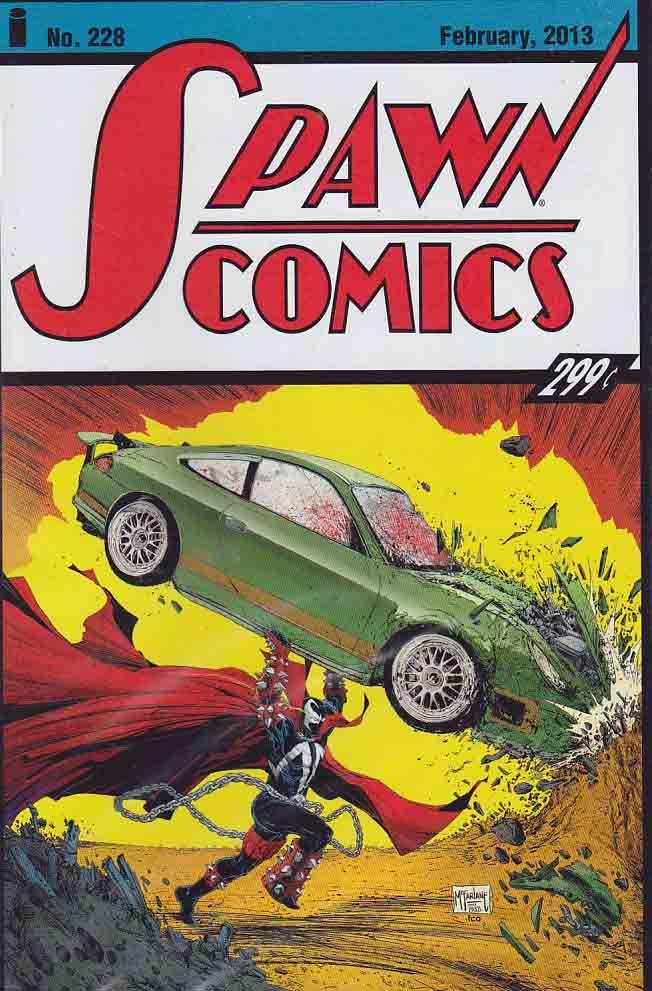 comic cover homage   ... Spawn comics, Spawn, Image Comics, Spawn Comic Books, Todd McFarlane