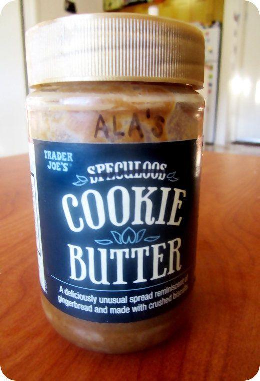 Creamy Homemade Cookie Butter   wallflour girl