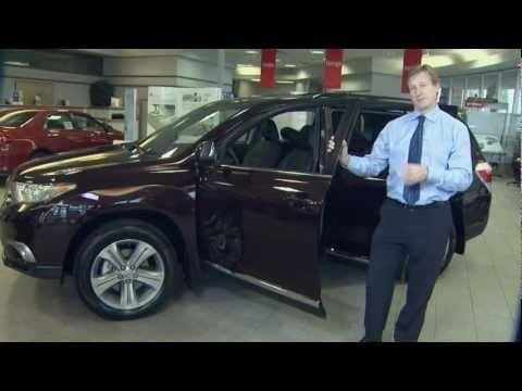 2013 Toyota Highlander Edmonton...watch the video... http://www.youtube.com/watch?v=INrQP4avMgw#