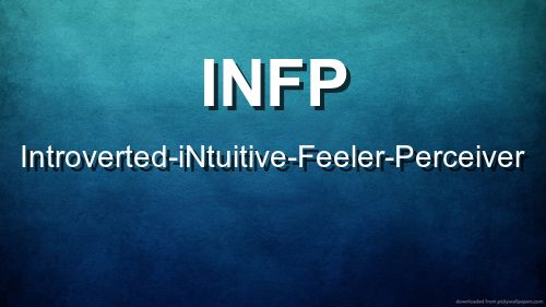 INFP Personality Description #INFP