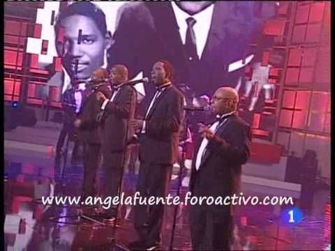 LMA The Drifters - Save The Last Dance For Me