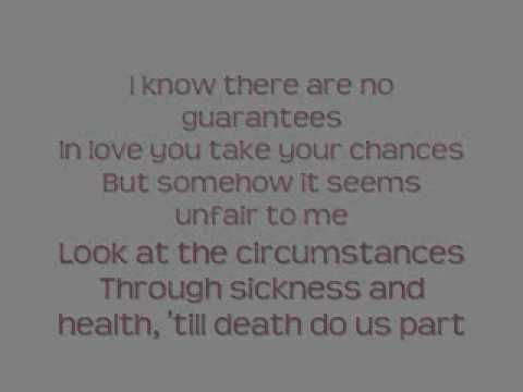 Mary J Blige - Not Gon Cry Lyrics - YouTube