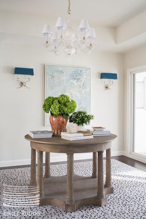 Front Foyer Round Table : Best round foyer table ideas on pinterest entryway