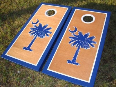 sc - Cornhole Design Ideas