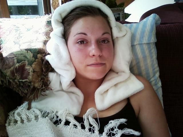 Ten excellent tips for surviving an adult tonsillectomy.