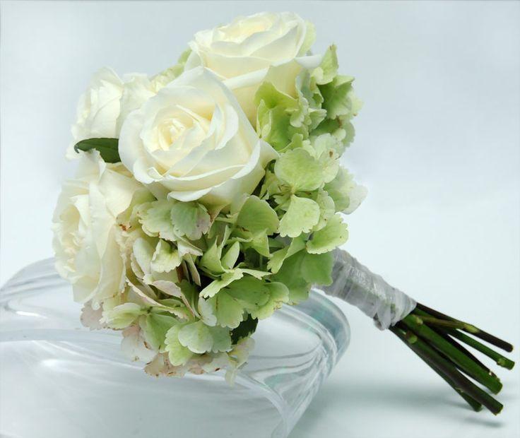 Rose And Hydrangea Wedding Bouquet Tmdnwz Cilento White Bouquets Wh
