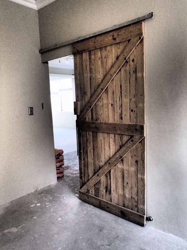 Fabulous doors by Carter Construction