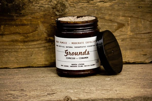 Grounds Body Pumice by Haven Living