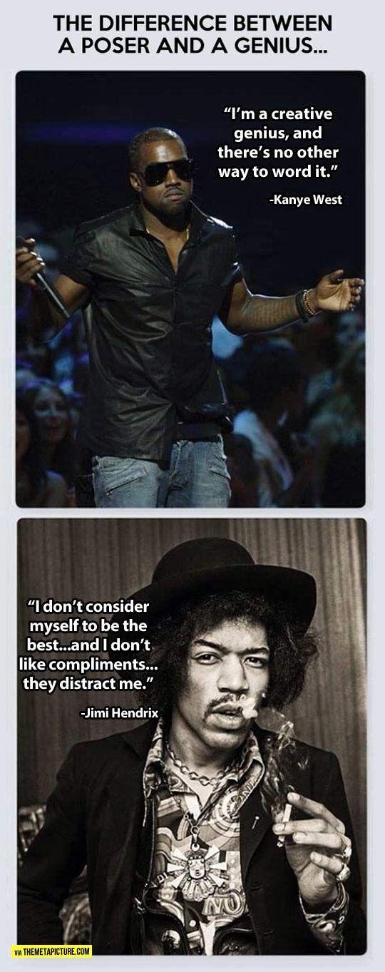 hendrix kanye   funny-Jimi-Hendrix-Kanye-West-difference-poser-genius1.jpg