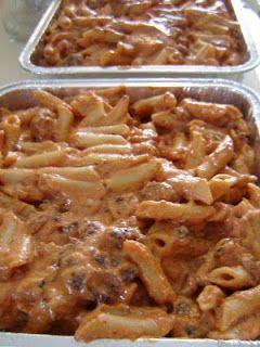A Stirring Life: Easy Baked Ziti