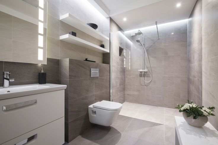 Wet Rooms - designed, supplied & installed