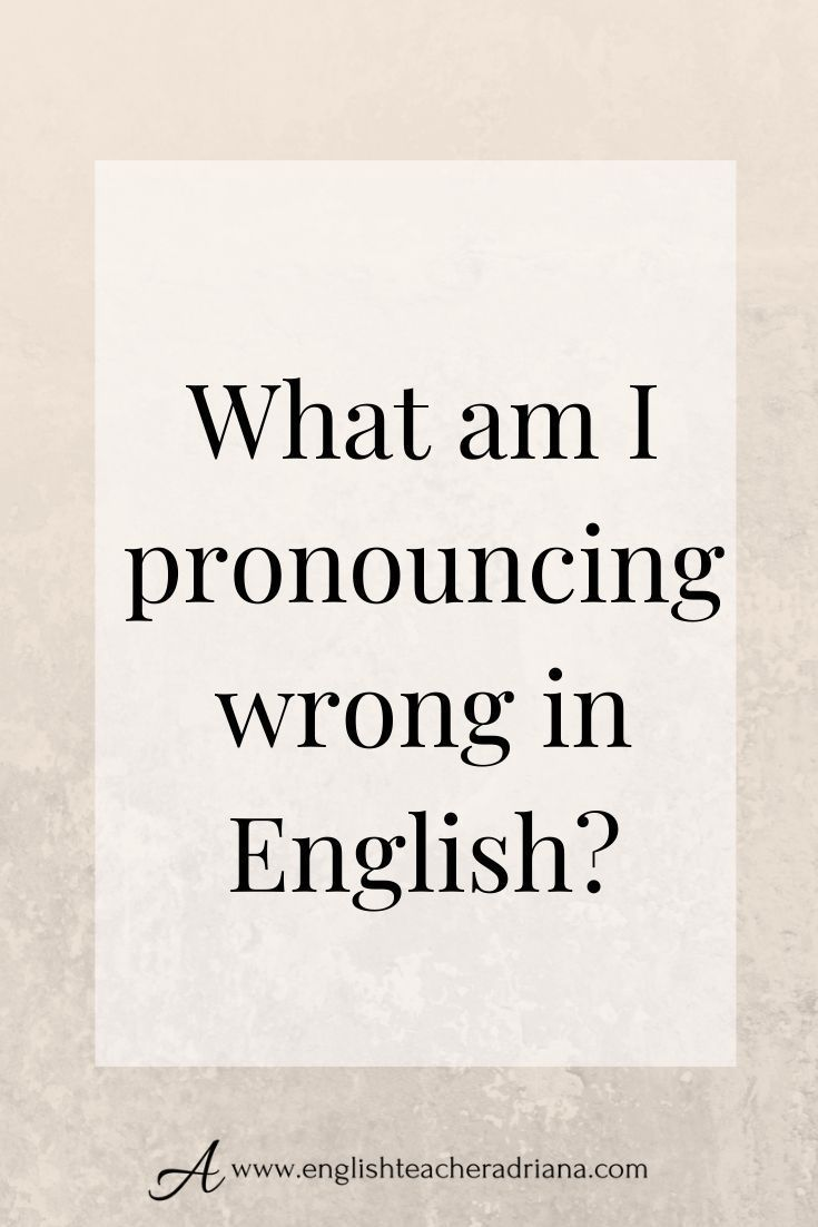How to Pronounce TH words • English Pronunciation Training