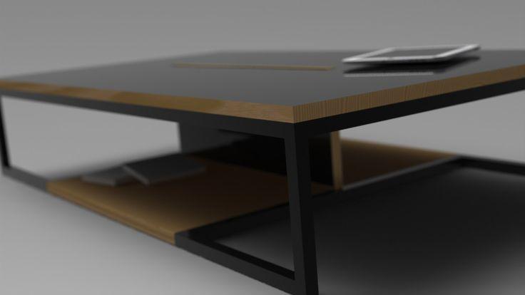Detalle mesa