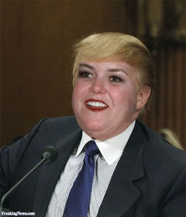 Donald Trump vs Rosie O'Donnell