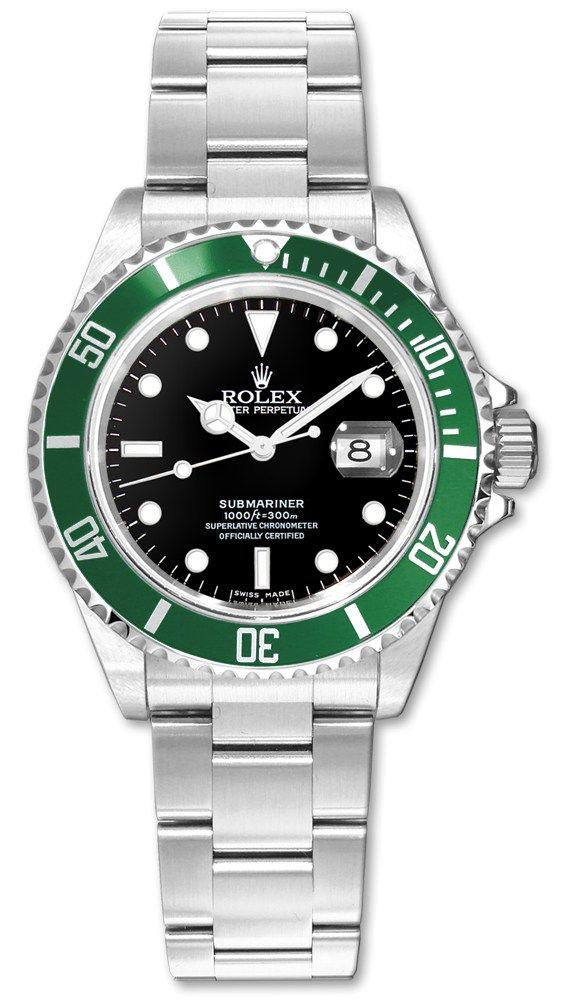 MEN Rolex Submariner Date 16610