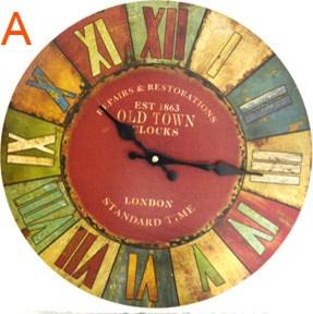 Mediterranean Clocks