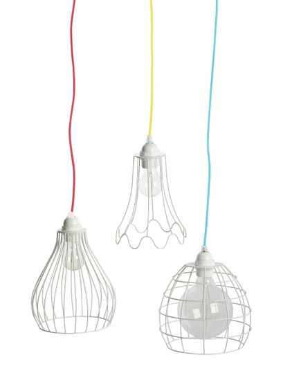 17 best ideas about wire lampshade on pinterest