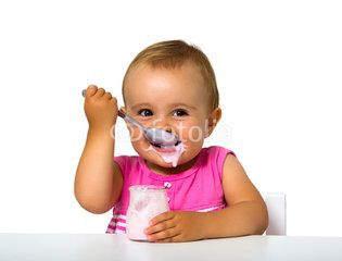 Los lacteos en alimentacion complementaria