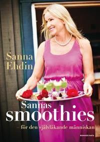 http://www.adlibris.com/se/product.aspx?isbn=917424082X | Titel: Sannas smoothies : för den självläkande människan - Författare: Sanna Ehdin - ISBN: 917424082X - Pris: 177 kr