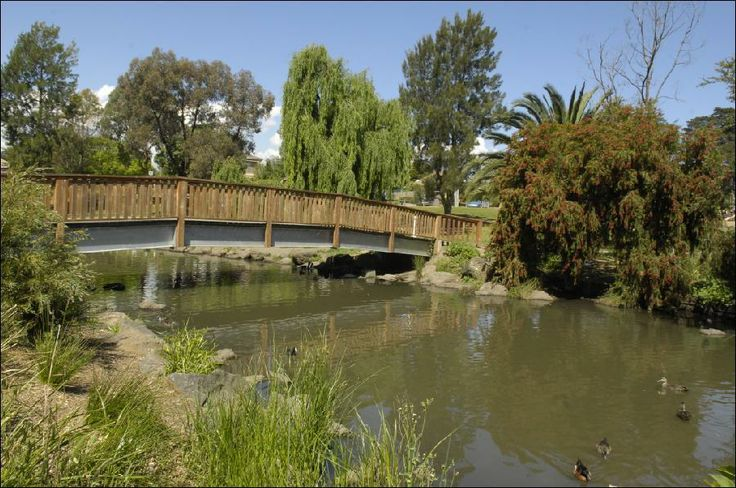 Edwardes Lake, Reservoir