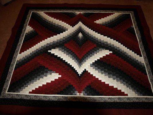 163 Best Bargello Images On Pinterest Bargello Quilts