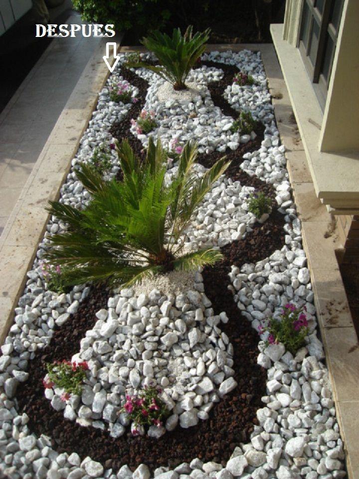 Mejores 11 im genes de proyectos con piedras decorativas for Bolsa de piedras decorativas
