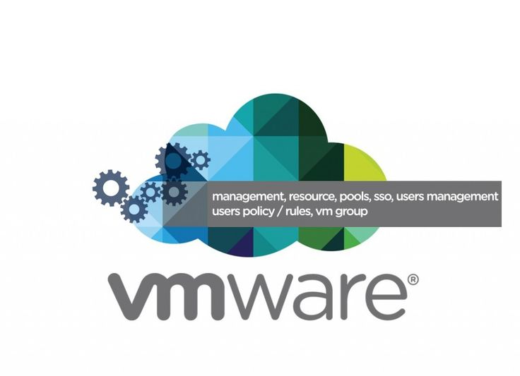 Resource Management, Resource Pools, SSO Users Management & Users Policy Pada vSphere 5.5 / vCenter (Part 2)