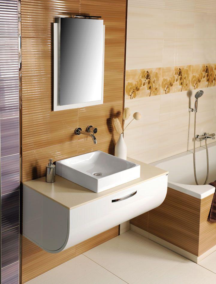 Koupelnový nábytek který stojí za to.  Více na  http://www.sapho-koupelny.cz/