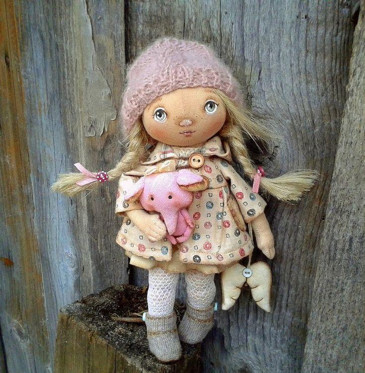 куклы Светланы Сергеевой