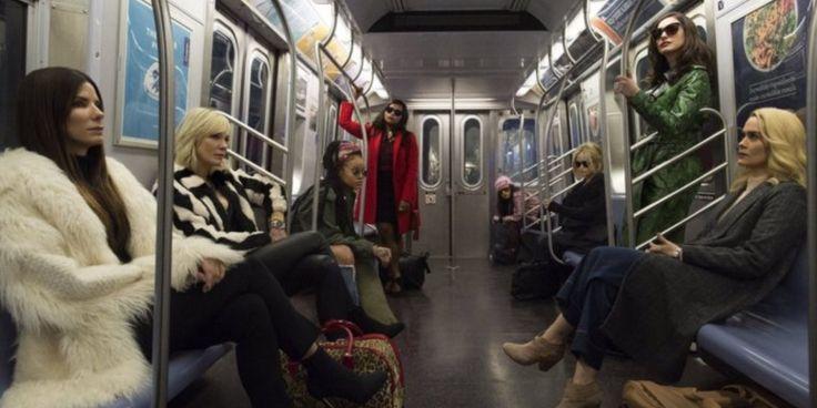 Oncean's Eight: Versão feminina de Onze Homens e Um Segredo ganha primeira foto oficial e sinopse