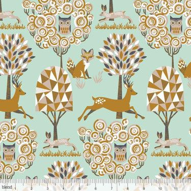 Blend Fabrics • Natural Wonder • Enchanted Forest