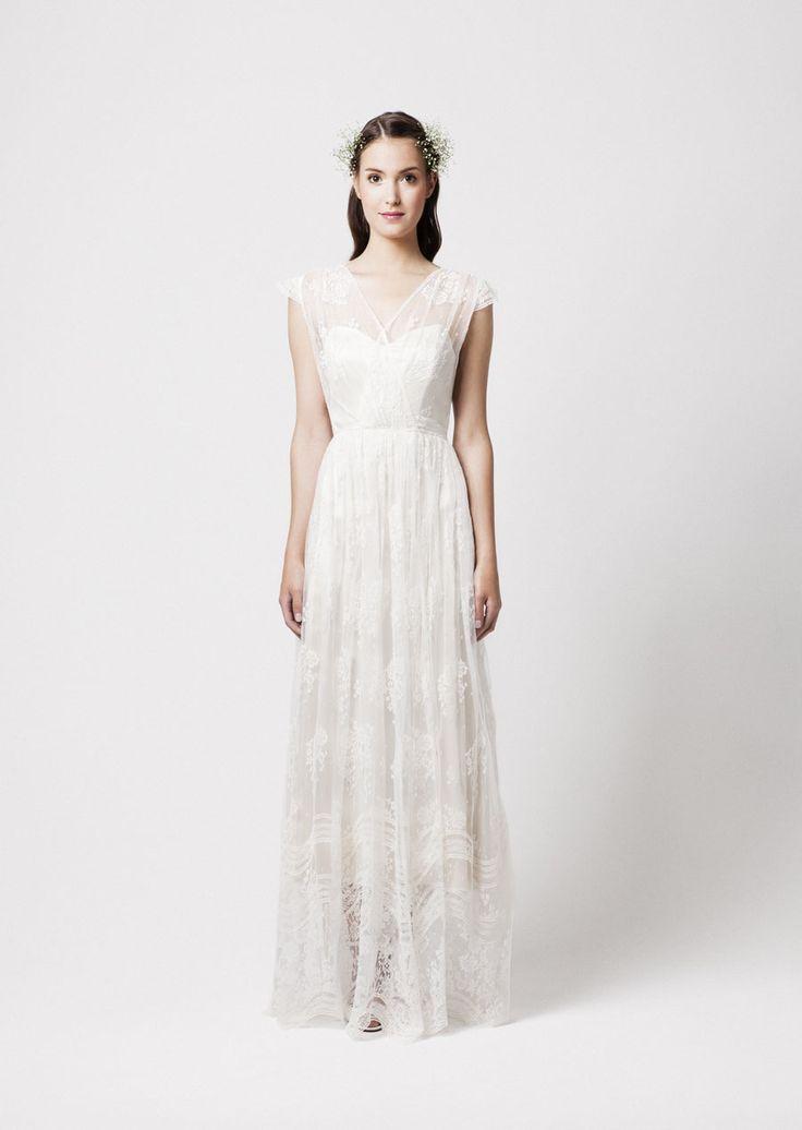 42 besten Brautkleider Bilder auf Pinterest | Hochzeitskleider ...