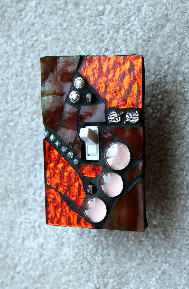 Arts and crafts switch plate covers - Arts And Crafts Switch Plate Covers 14