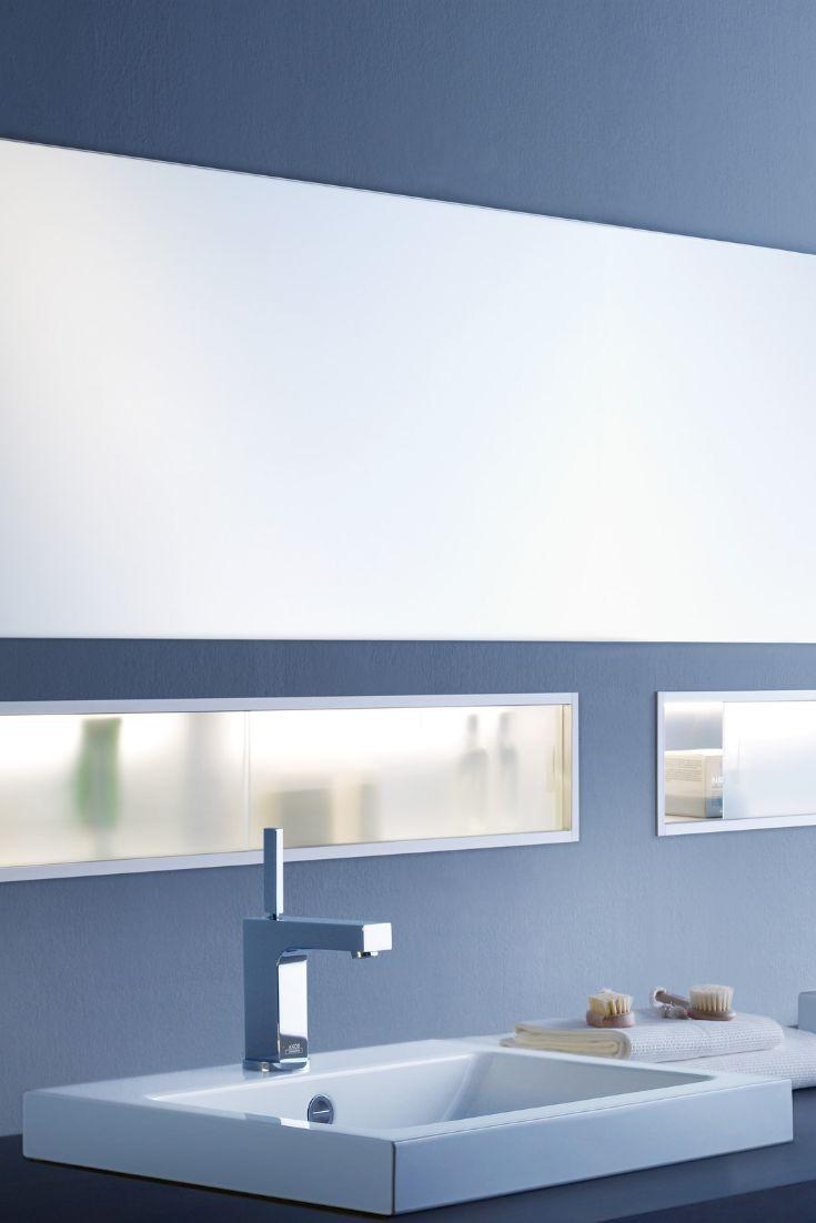 Led Lichtspiegel Padova Mit Touch Schalter Badezimmer Badspiegel