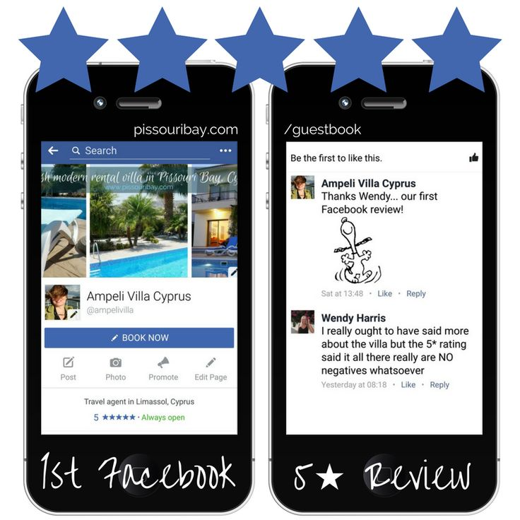 ★ Our first Facebook review ★ #ampelivilla #pissouribay #pissourivilla #cyprusvilla https://plus.google.com/+PissouribayCyp/posts/3x9C5jmpFX7