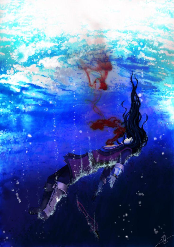 ::Tales of vesperia:Drowning:: by ~JoshuaTheAsmodian